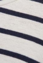 ONLY - Mia Stripe Highneck Top