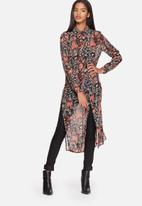 ONLY - Clematis Long Shirt