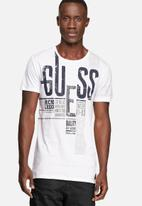 GUESS - Stamp Long Tee
