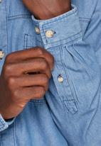 ADPT. - Back One Pocket Denim  Dirt