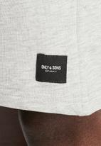 Only & Sons - Slub Sweat Shorts