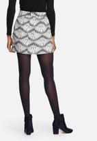 Vero Moda - Jada Jacquard Skirt