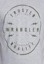 Wrangler - Zapped Tee