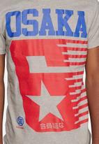 Superdry. - Osaka Shooting Star Entry Tee