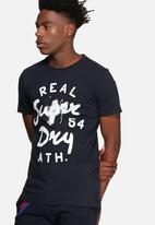 Superdry. - Ink Well Tee