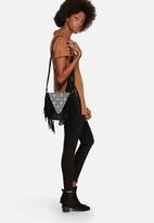 Nila Anthony - Jackson Fringe Sling Bag
