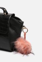 Nila Anthony - Pom-Pom Bag Accessories