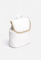 Nila Anthony - Lexi PU Quilted Backpack