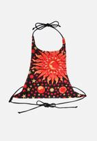 Motel - Longline Bikini Top