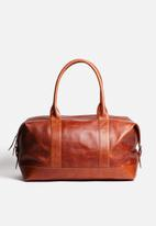 FSP Collection - Leather Duffel