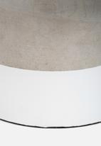 Sixth Floor - Cement oval lamp