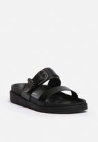 Vero Moda - Shine Leather Sandal