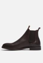 Selected Homme - Marc leather boot