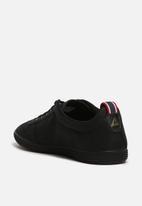 51eb0510c897 Provencale III low cvs - Blk Le Coq Sportif Sneakers