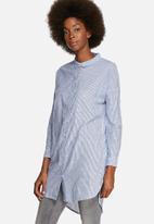 ONLY - Macro long shirt