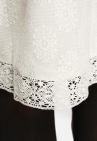 MINKPINK - Young empire lace dress