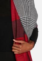 Range - Lizzie reversable scarf