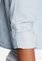 ONLY - Always cropped shirt