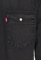 Levi's® - Dark denim shirt