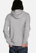 Levi's® - Graphic Hoodie - Grey Melange