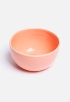 Urchin Art - Swirl platter & dip bowl set