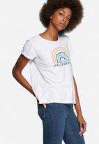 Levi's® - Marina rainbow love tee