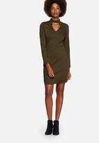 dailyfriday - Jayd cut-away dress