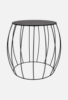 Illumina - Globe wire stool