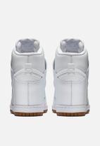 21c64ab1312be Nike Dunk Sky Hi ESS - 644877-103 - White / Gum Medium Brown / Wlf ...