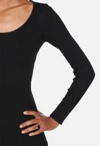 GUESS - Allison lace inset dress