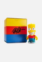 Kidrobot - The Simpsons: Bart Grin by Ron English mini figure