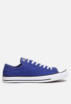 Converse - Chuck Taylor low woven