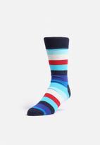 Happy Socks - Stripe sock