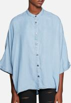 Noisy May - Alex denim shirt