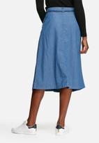 ONLY - Dorie midi skirt