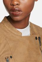 ONLY - Ava PU biker jacket
