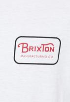 Brixton - Grade tee