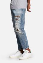Jack & Jones - Cropped jeans