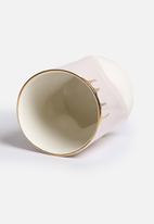 Urchin Art - Dipped crunchy vase