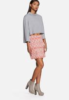 Glamorous - Aztec skirt