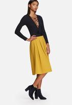 Glamorous - Lace-up bodysuit