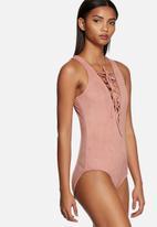 Glamorous - Laced bodysuit