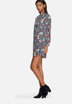 Glamorous - Dusty floral dress