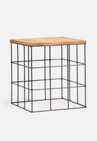 Sixth Floor - Square side table