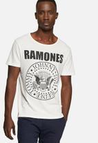 Selected Homme - Ramones tee
