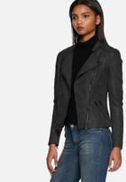 ONLY - Ava PU biker jacket