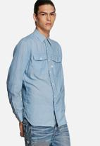 G-Star RAW - Landoh  army slim shirt