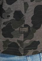 G-Star RAW - Afrojack long art tee