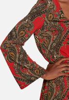 Glamorous - Paisley tunic