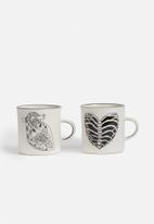 Sugar & Vice - Coffee mug set